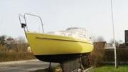Albin Vega шведская яхта