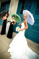 Теперь и в Калининграде. Свадебные зонтики!