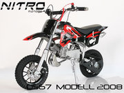 49cc dirt cross bike детский ds67 ,  2013 г.