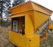 Мобильный бетонный завод SUMAB C 15-1200