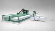 Oборyдование для производства газобетона,  пенобетона НСИБ