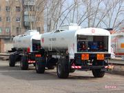 Передвижная АЗС Прицеп-топливозаправщик