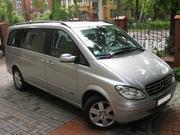 Микроавтобус  Mercedes Viano комплектация FAN
