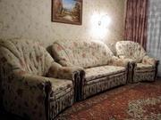 Продаётся мягкий уголок (диван + 2 кресла)