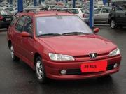 Продам автомобиль Пежо-306 универсал красный