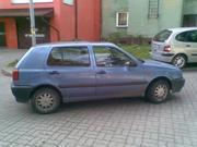 Продам автомобиль  Volkswagen Гольф 3,  1993 г.